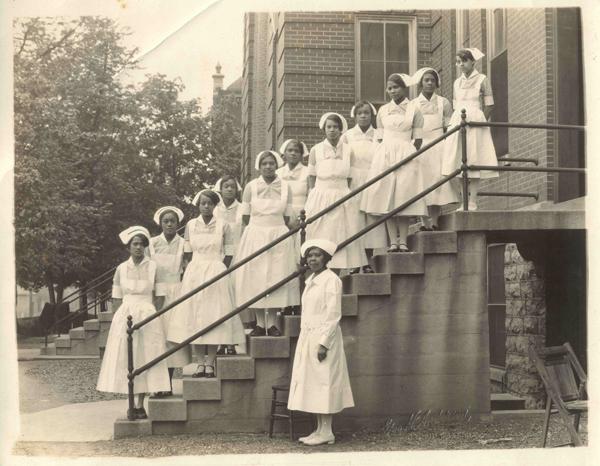 Meharry School of Nursing, 1930